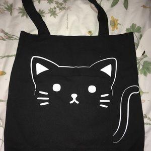 Cat handbag 😸